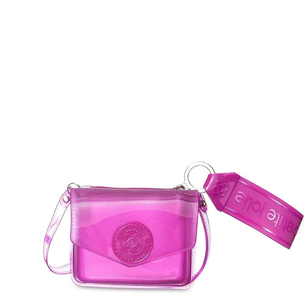 Bolsa/Carteira Petite Jolie Ruby Pink Pataya PJ10040