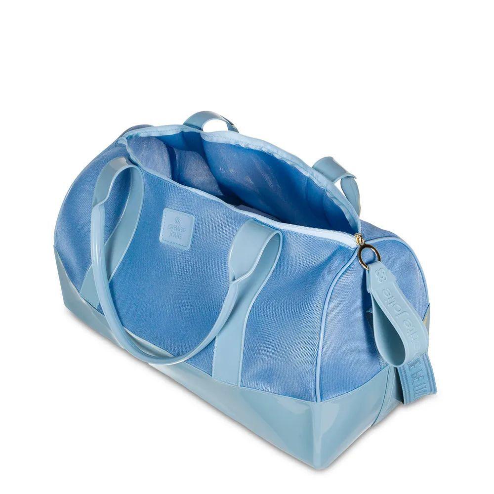 Bolsa de Viagem Petite Jolie PJ4626 Azul Frozen