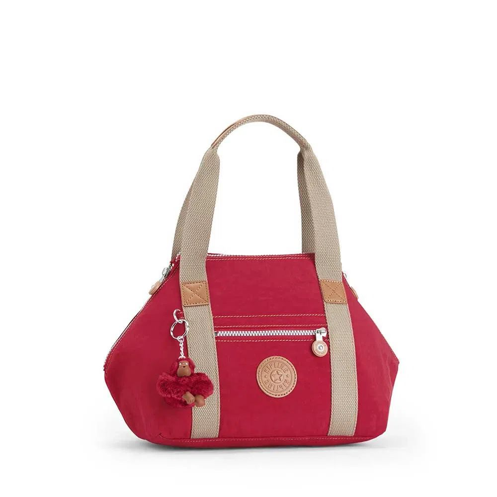 Bolsa Feminina Kipling Art Mini  True Red