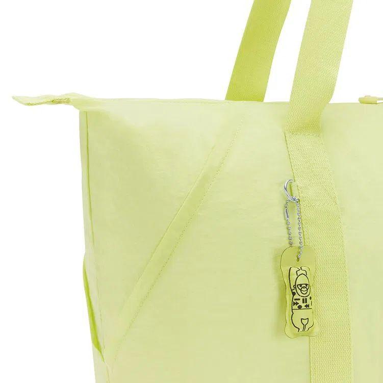 Bolsa Grande Kipling Totepack Lime Green