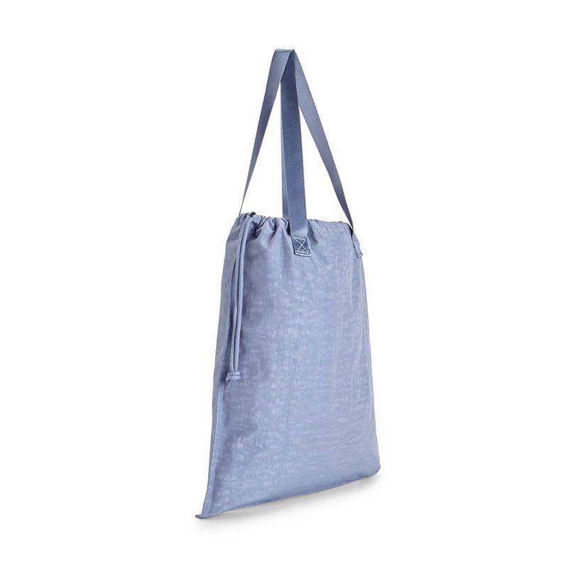 Bolsa Grande New Hiphurray Kipling Timid Blue Azul