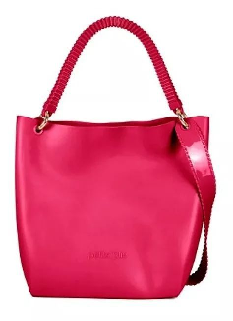 Bolsa Petite Jolie PJ3292 Cor Vermelha
