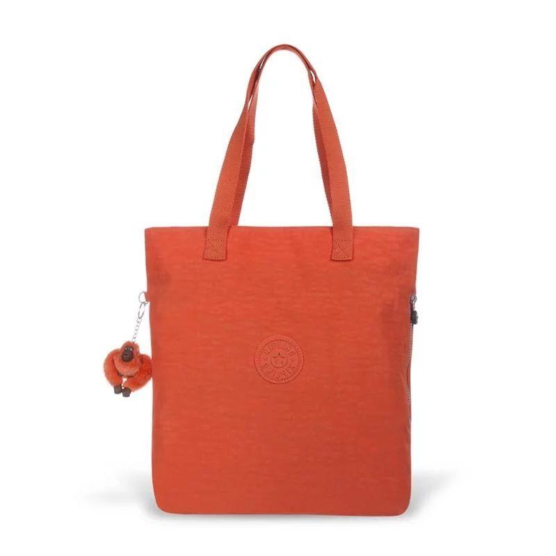 Bolsa Grande Radwan Kipling Spyce Orange