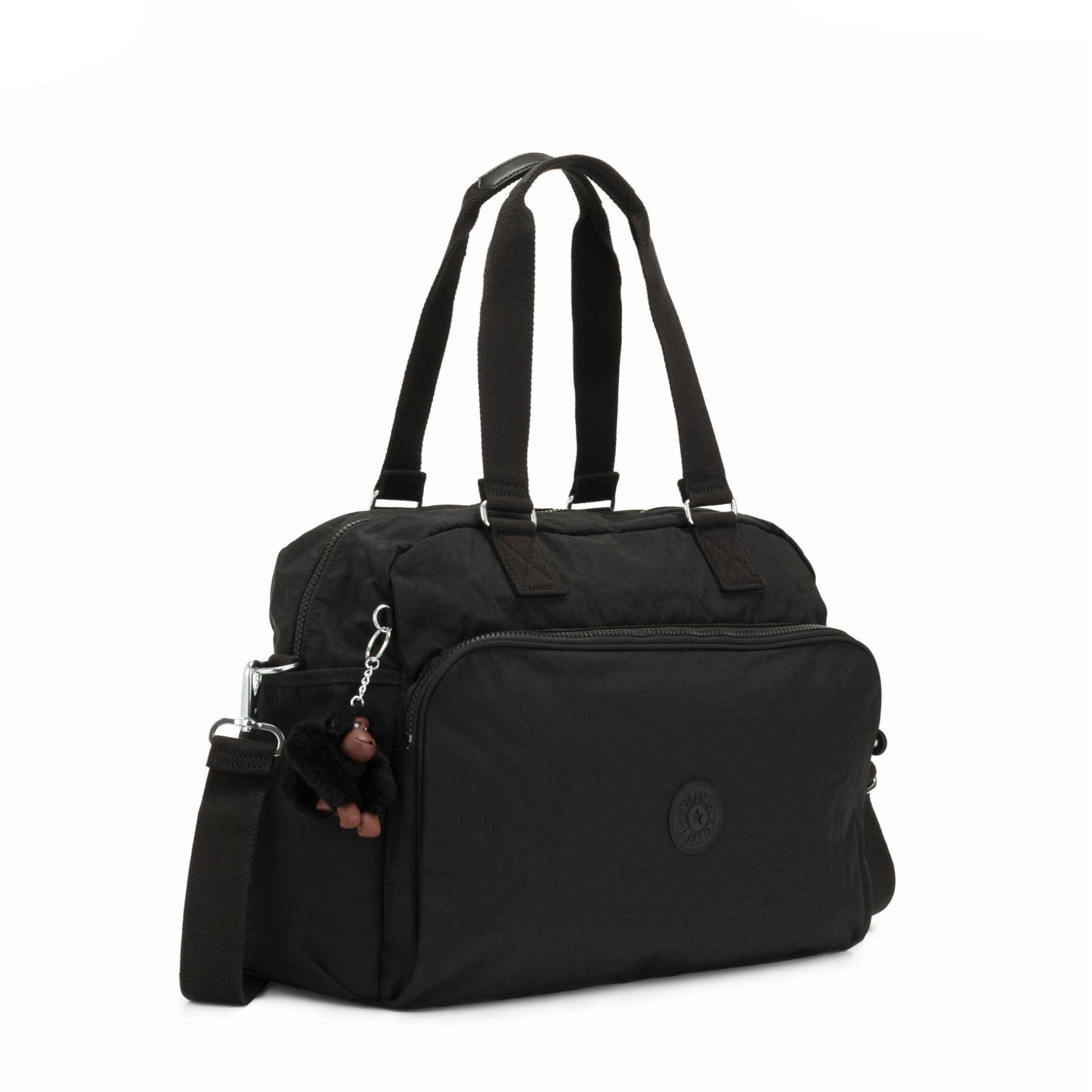 Bolsa Grande Viagem Kipling July Bag True Black
