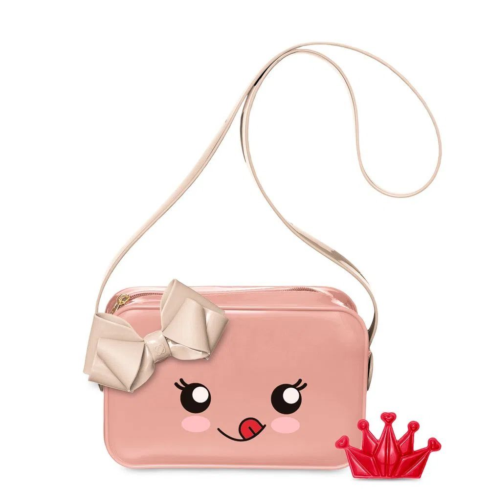 Bolsa Infantil Petite Jolie Pop Rosê/Nude PJ10011IN