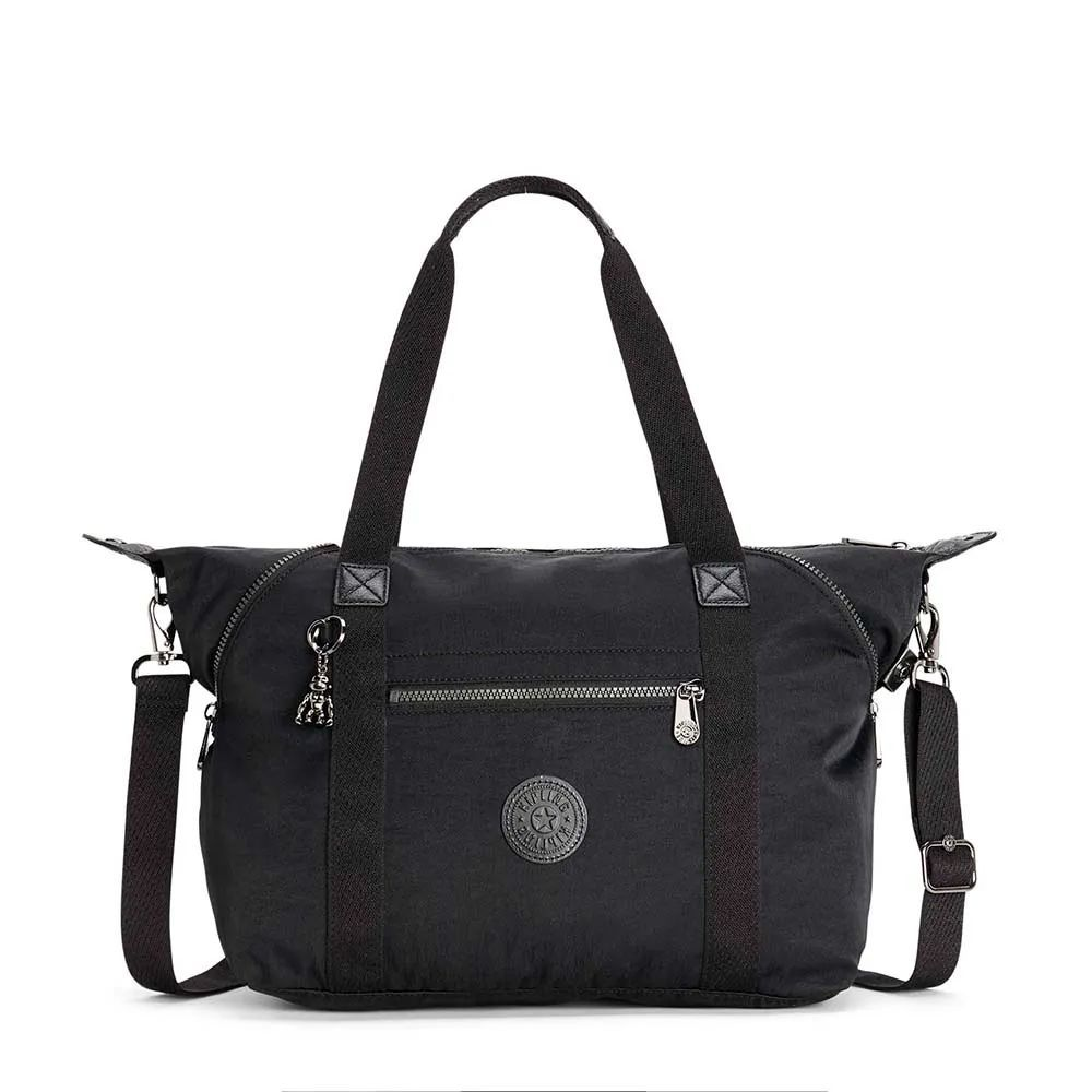 Bolsa Kipling Art M Rich Black