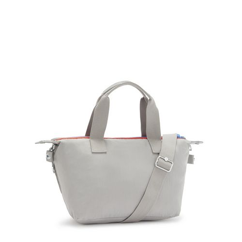 Bolsa Kipling Art Mini Grey Gris Bl