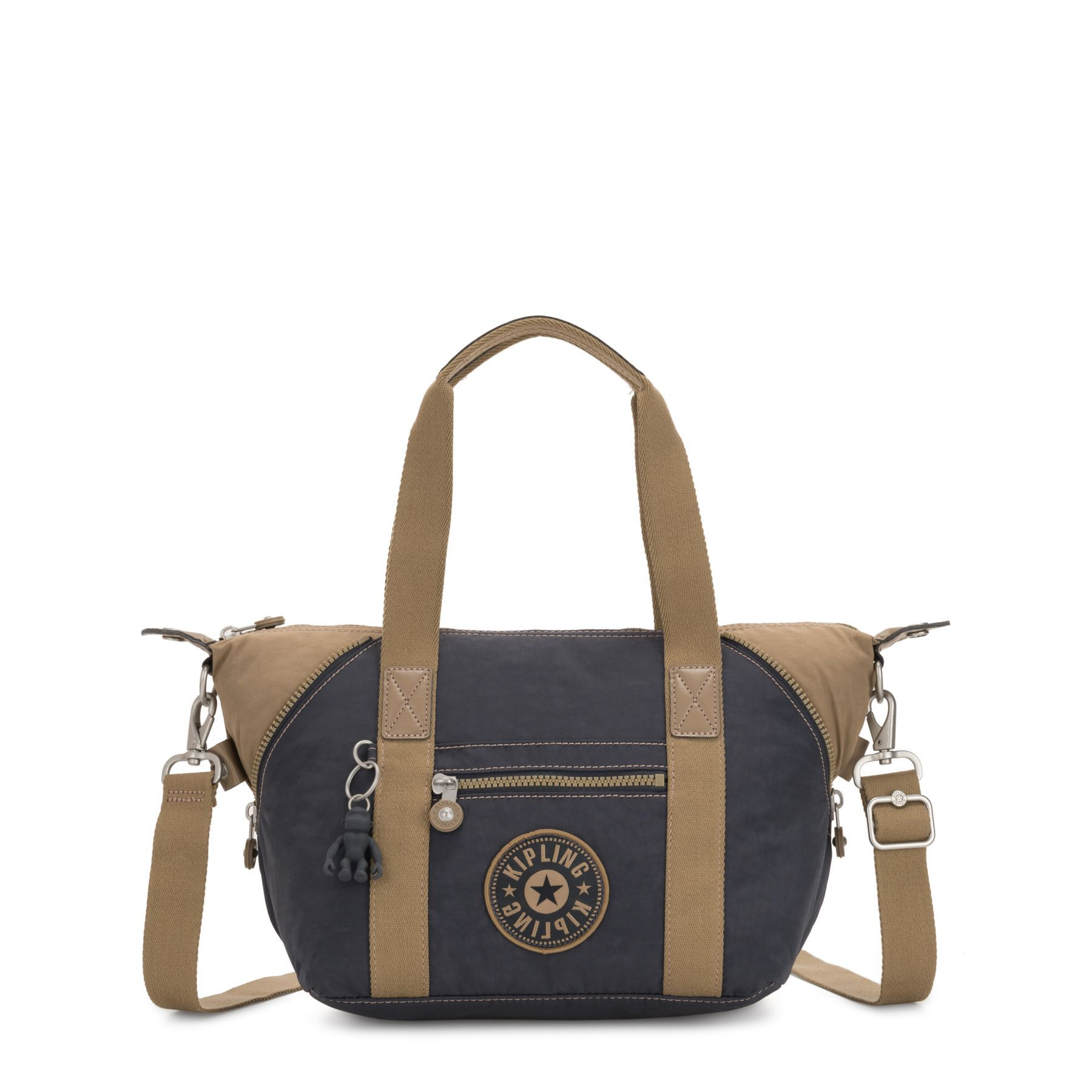 Bolsa Kipling Art Mini Night Grey