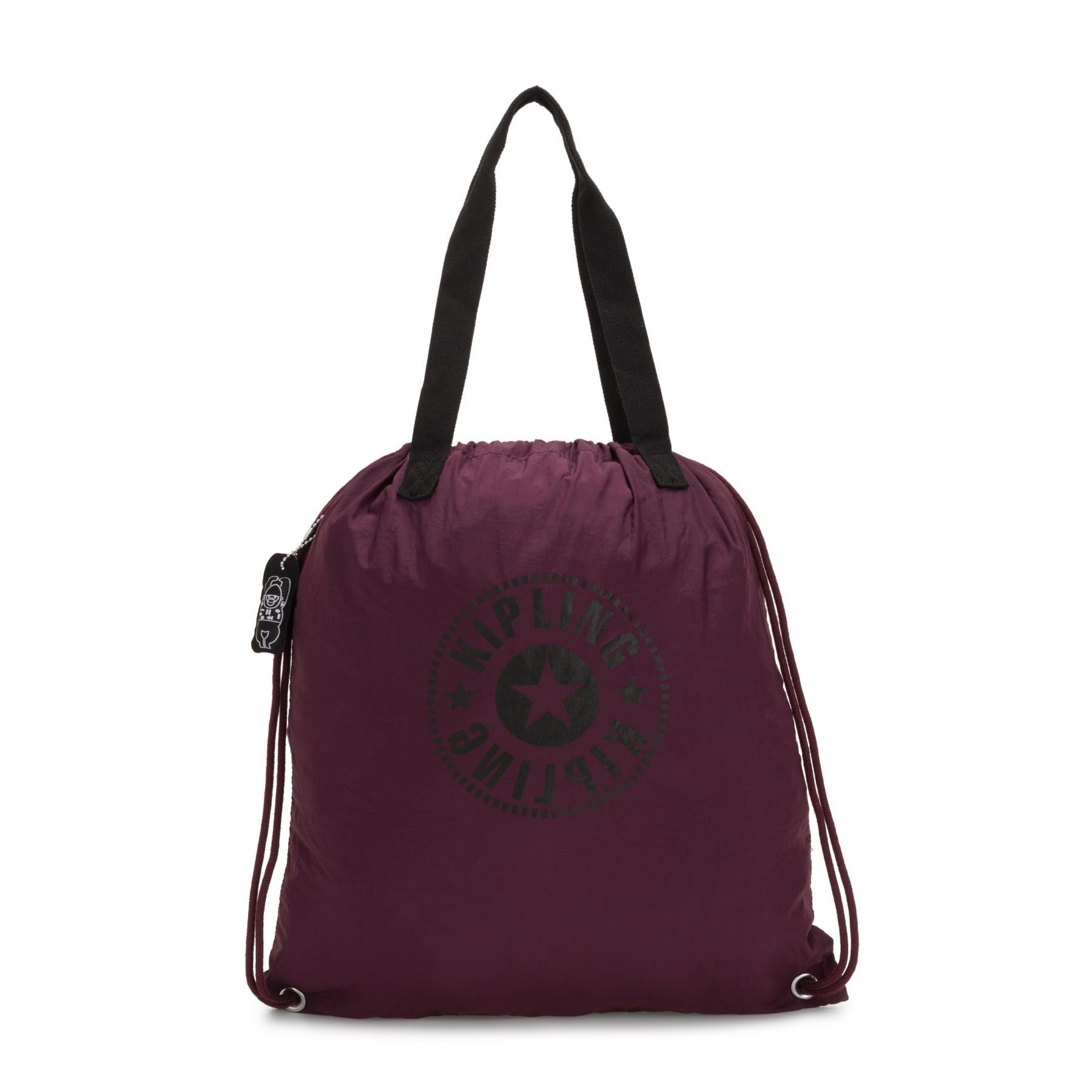 Bolsa Kipling Hiphurray Packable Plum Light