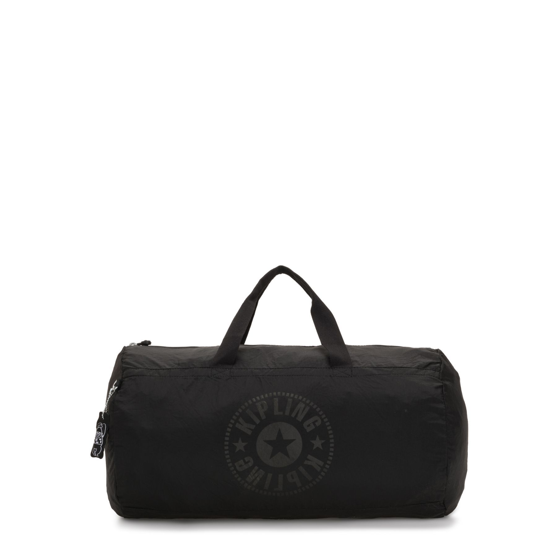 Bolsa Média Kipling Onalo Packable Black Light