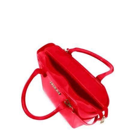 Bolsa Média Shape Petite Jolie PJ3939 Vermelho