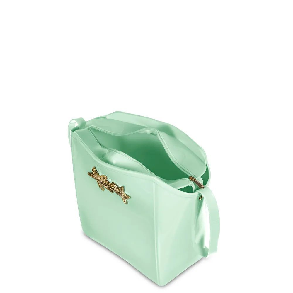 Bolsa Média Shape Petite Jolie PJ4535 Verde