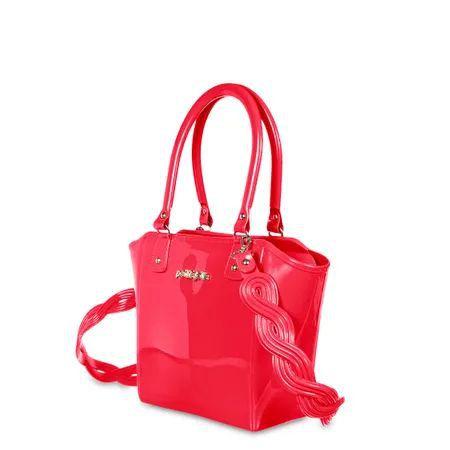 Bolsa Média Shape Petite Jolie PJ4617 Vermelho