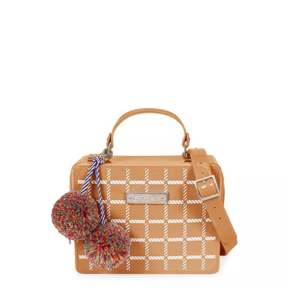 Bolsa Pequena Box Bag Petite Jolie  PJ3022