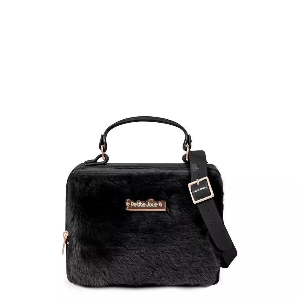 Bolsa Pequena Box Bag Petite Jolie  Preta PJ3023