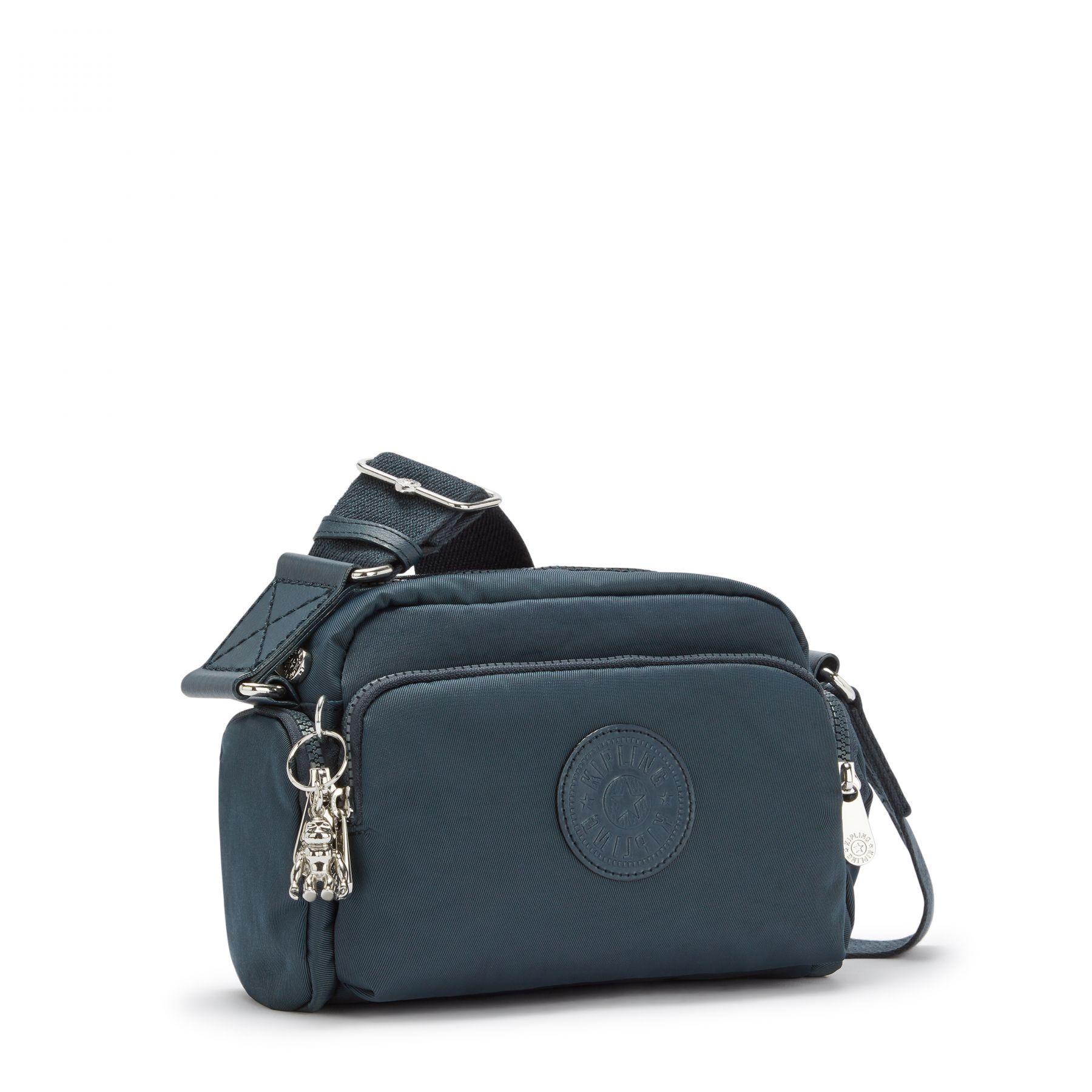 Bolsa Pequena  Jenera Kipling Rich Blue