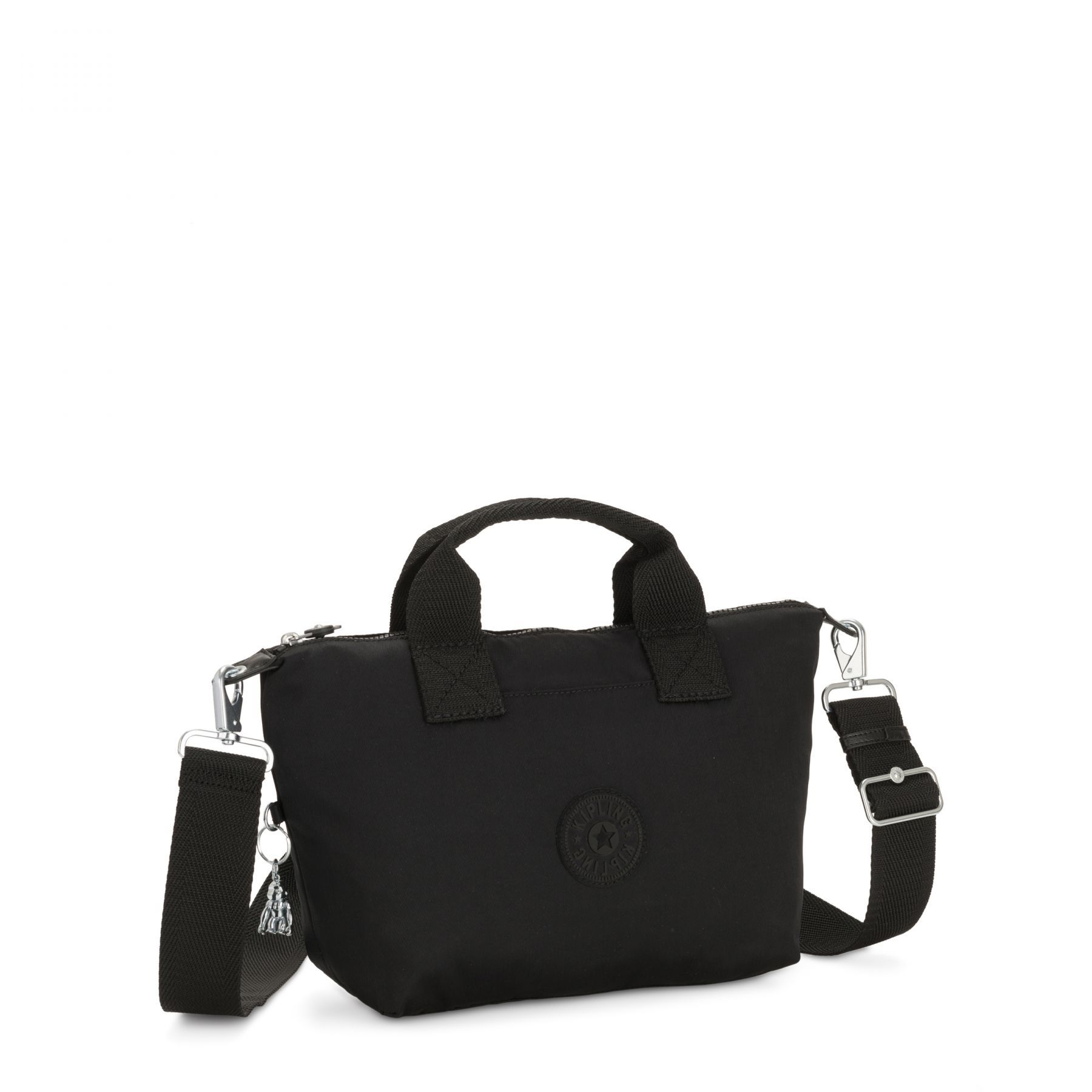 Bolsa Pequena Kala Kipling Rich Black