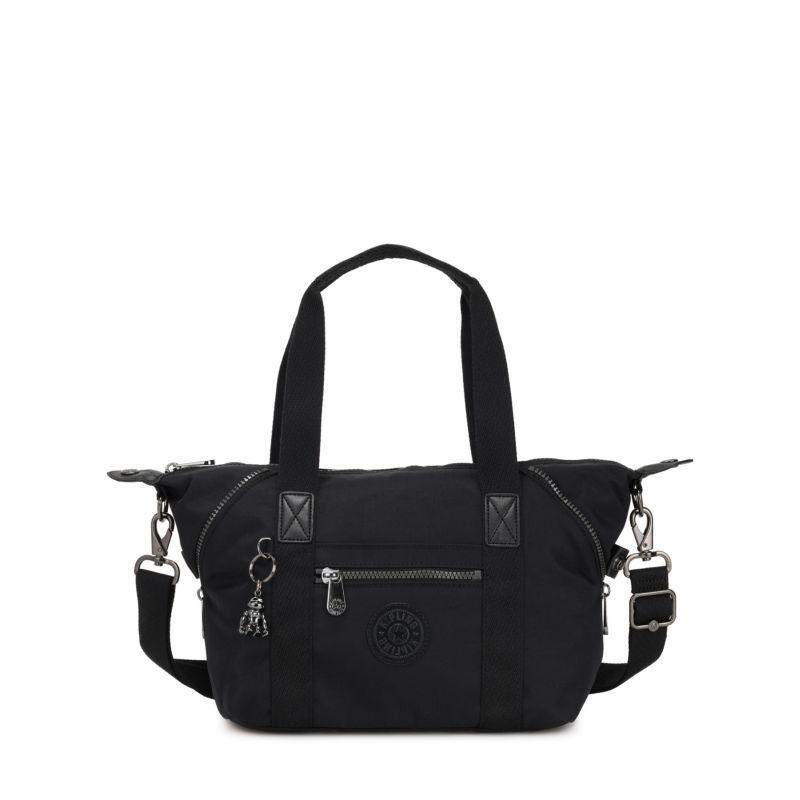 Bolsa Pequena Kipling Art Rich Black