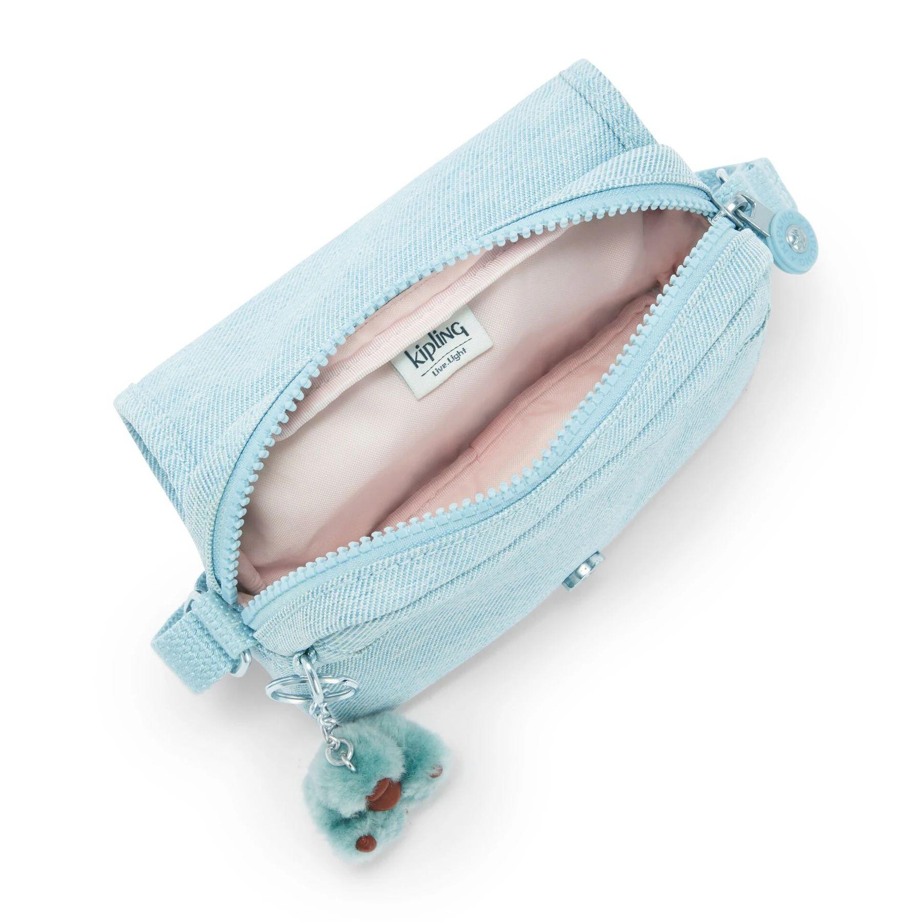 Bolsa Pequena Kipling Ikene Airy Jeans Bl
