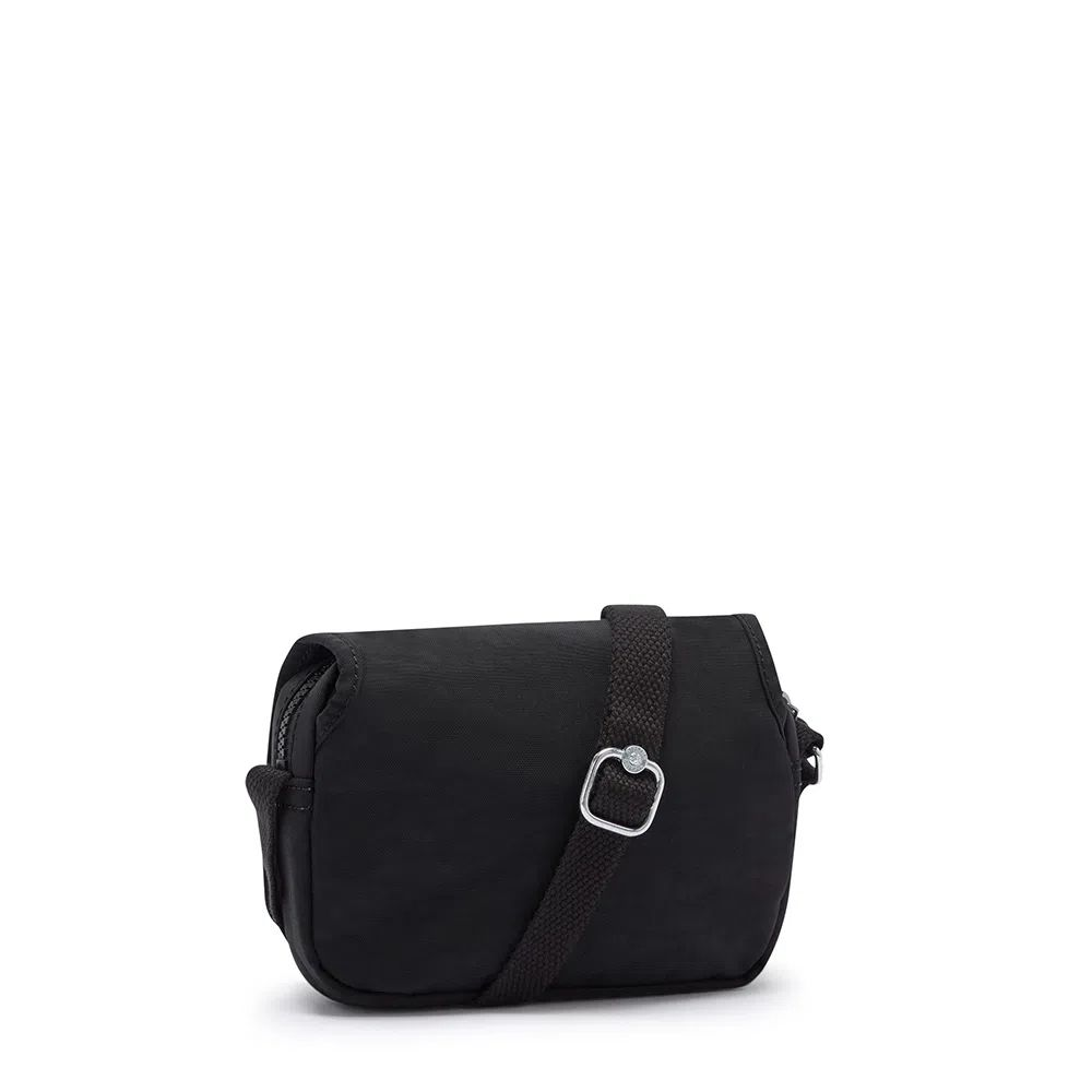 Bolsa Pequena Kipling Ikene Black
