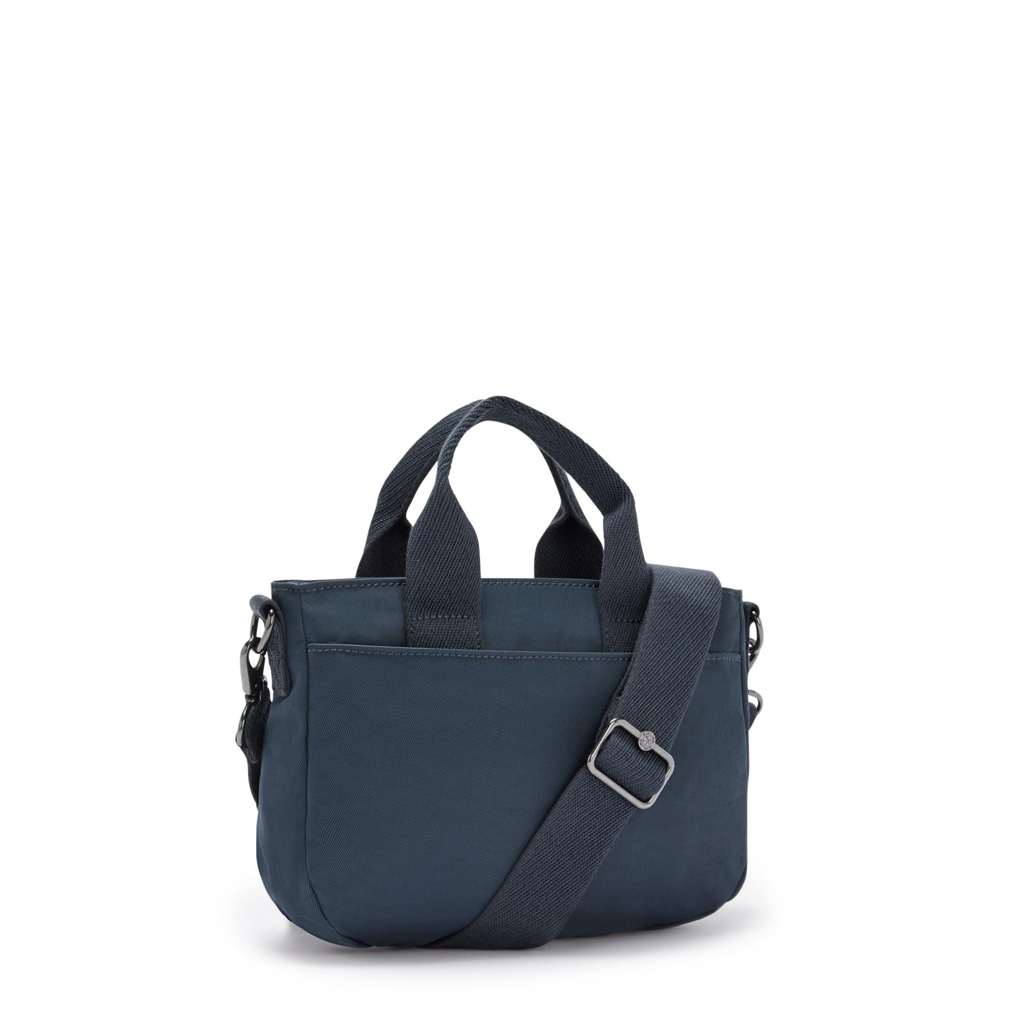 Bolsa Pequena Kipling Miho Grey Slate T