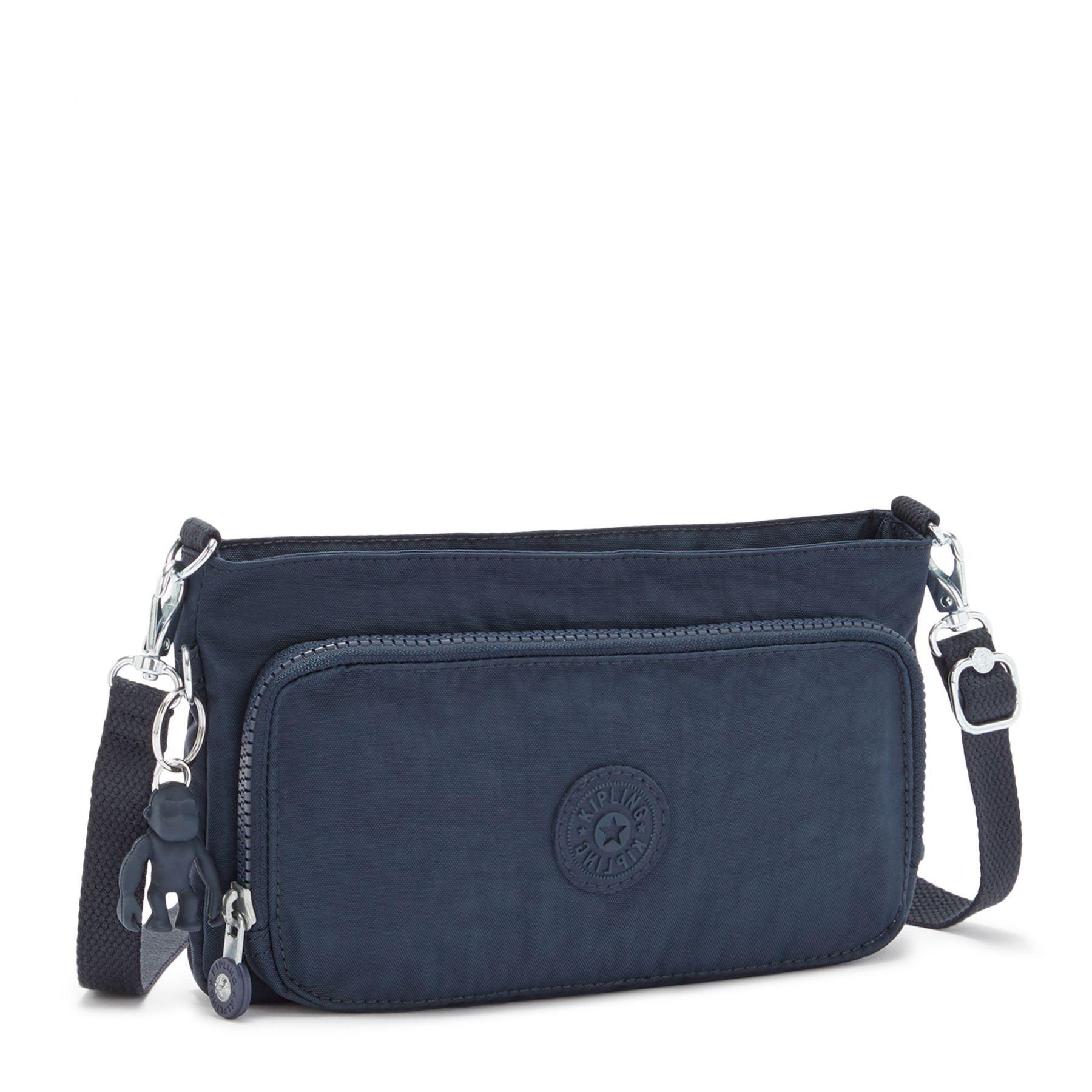 Bolsa Pequena Kipling Myrte Blue Bleu 2