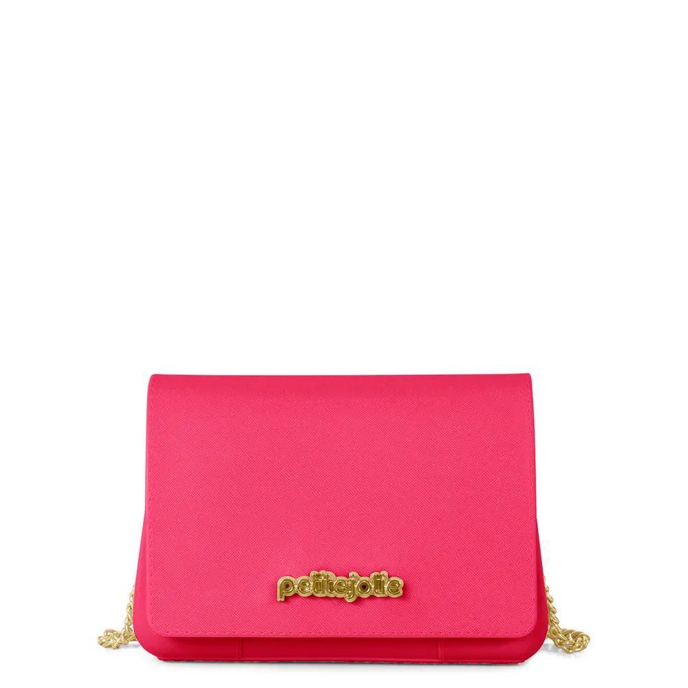 Bolsa Pequena One Petite Jolie Pj3528 Pink
