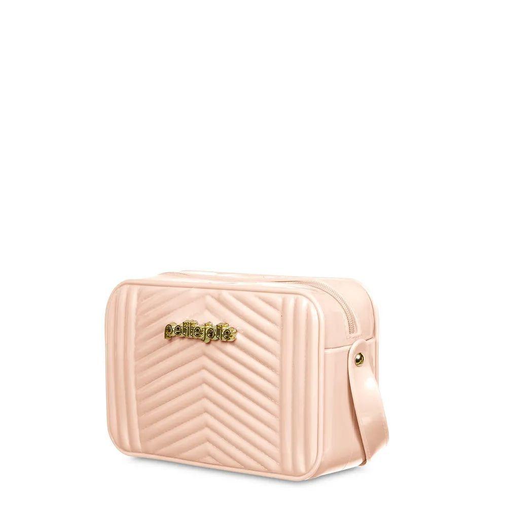 Bolsa Pequena Pop Petite Jolie Pj4234 Cor Nude