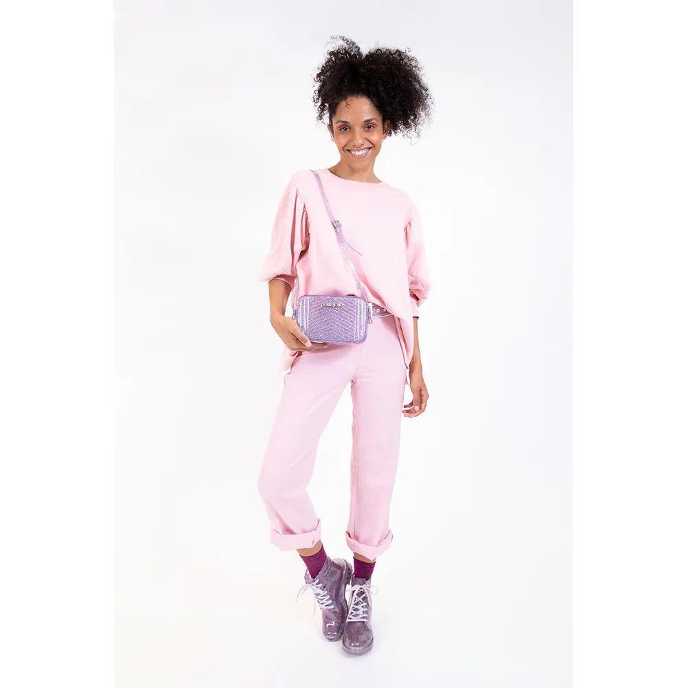 Bolsa Pequena Pop Petite Jolie PJ4234 Glitter