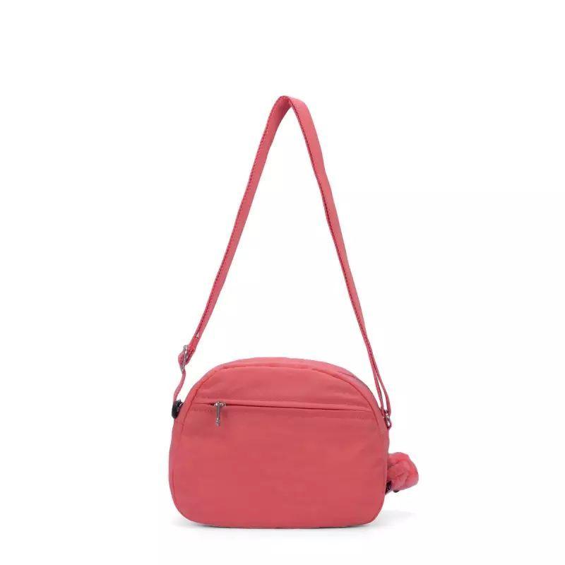 Bolsa Pequena Stelma Kipling Shell Pink