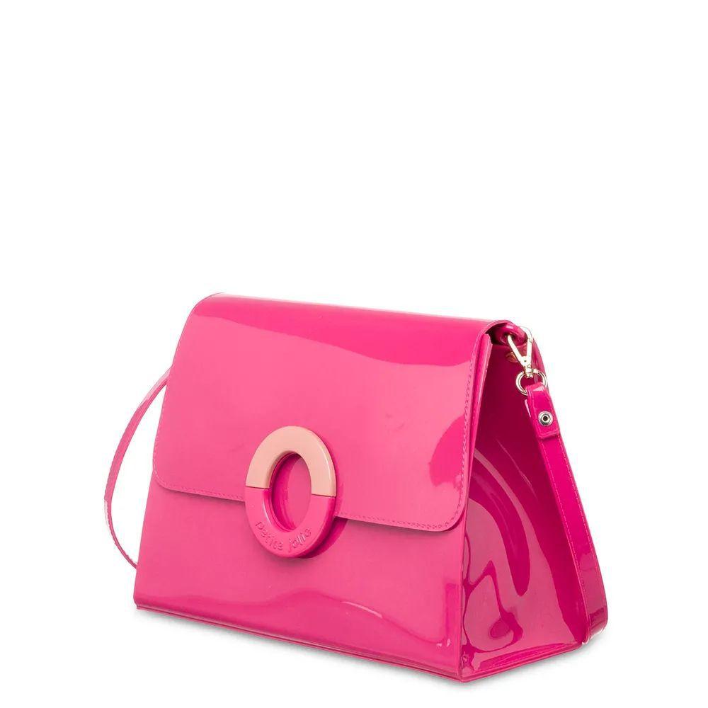 Bolsa Pequena Tiracolo Bing Petite Jolie PJ4864 Pink