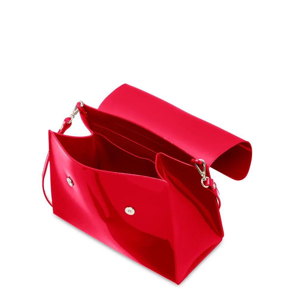 Bolsa Pequena Tiracolo Bing Petite Jolie PJ4864 Vermelho