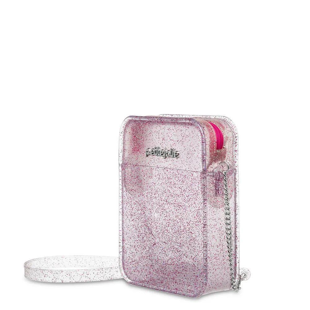 Bolsa Pequena Tiracolo Tour Petite Jolie PJ4800 Glitter