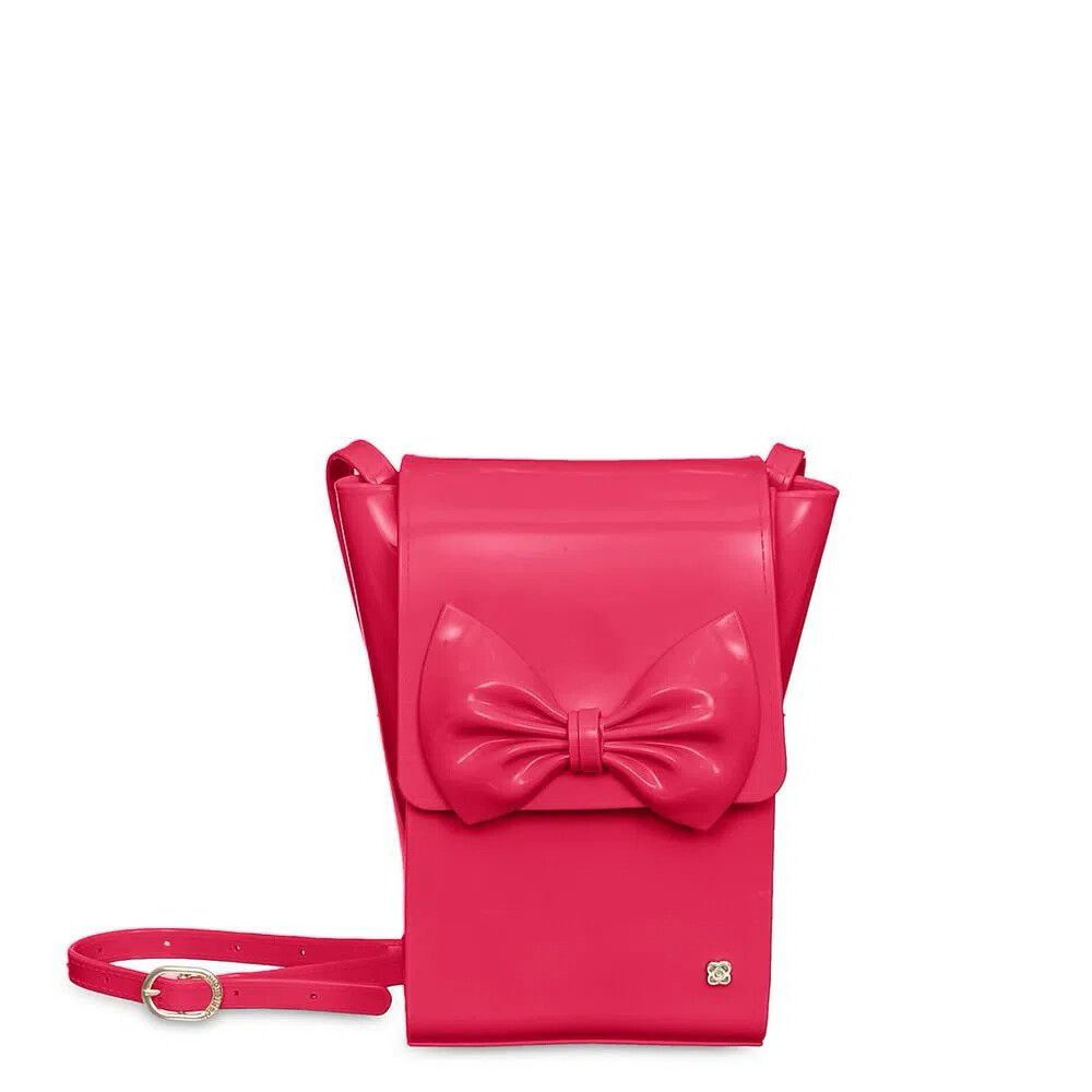 Bolsa Pequena Transversal Louise Petite Jolie PJ10136 Pink