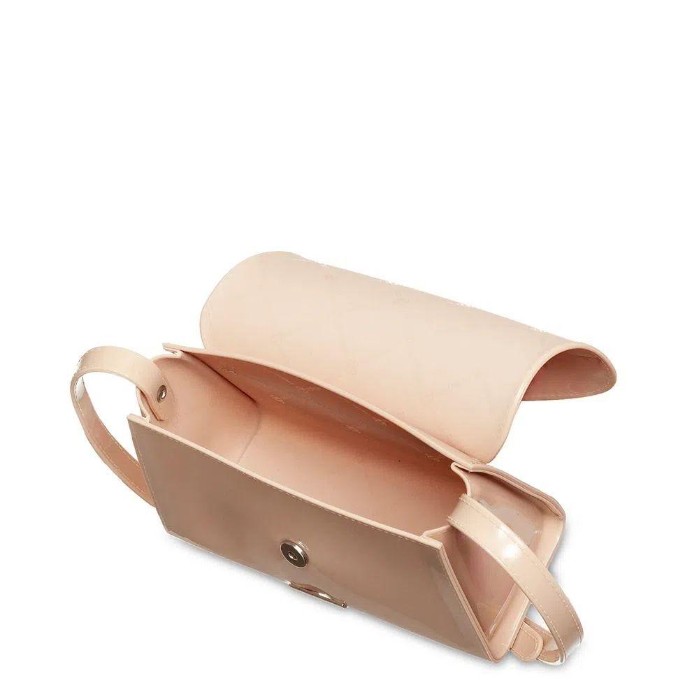 Bolsa Pequena Transversal Petite Jolie Alicia Nude  PJ10087