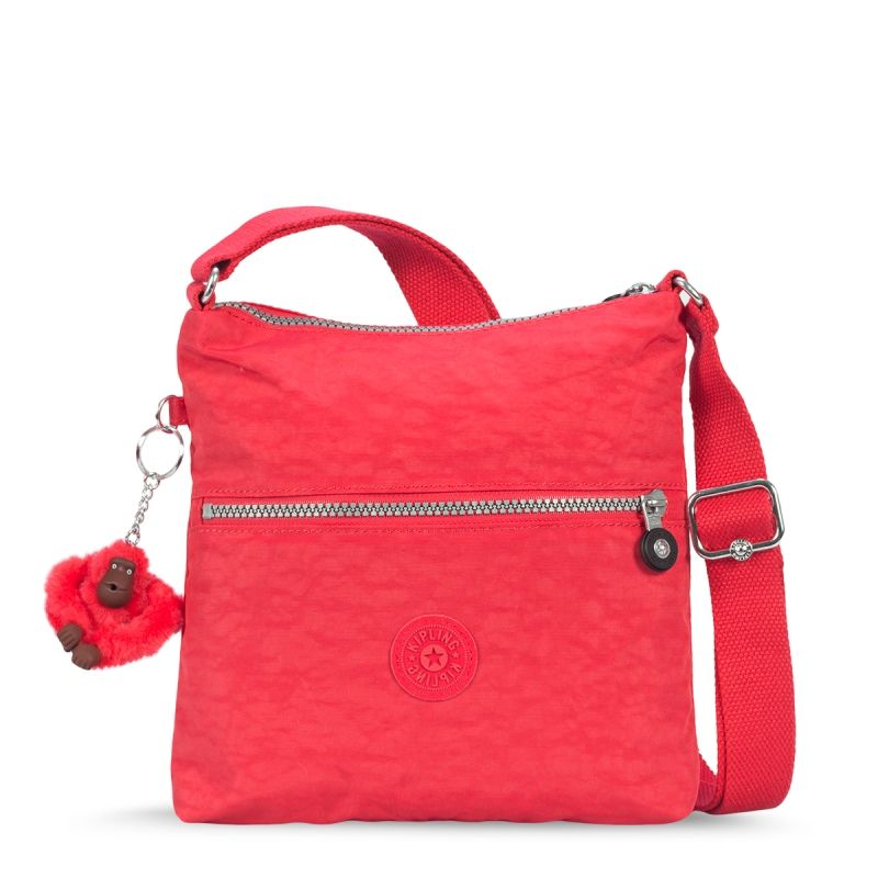 Bolsa Pequena Zamor  Kipling Poppy Red