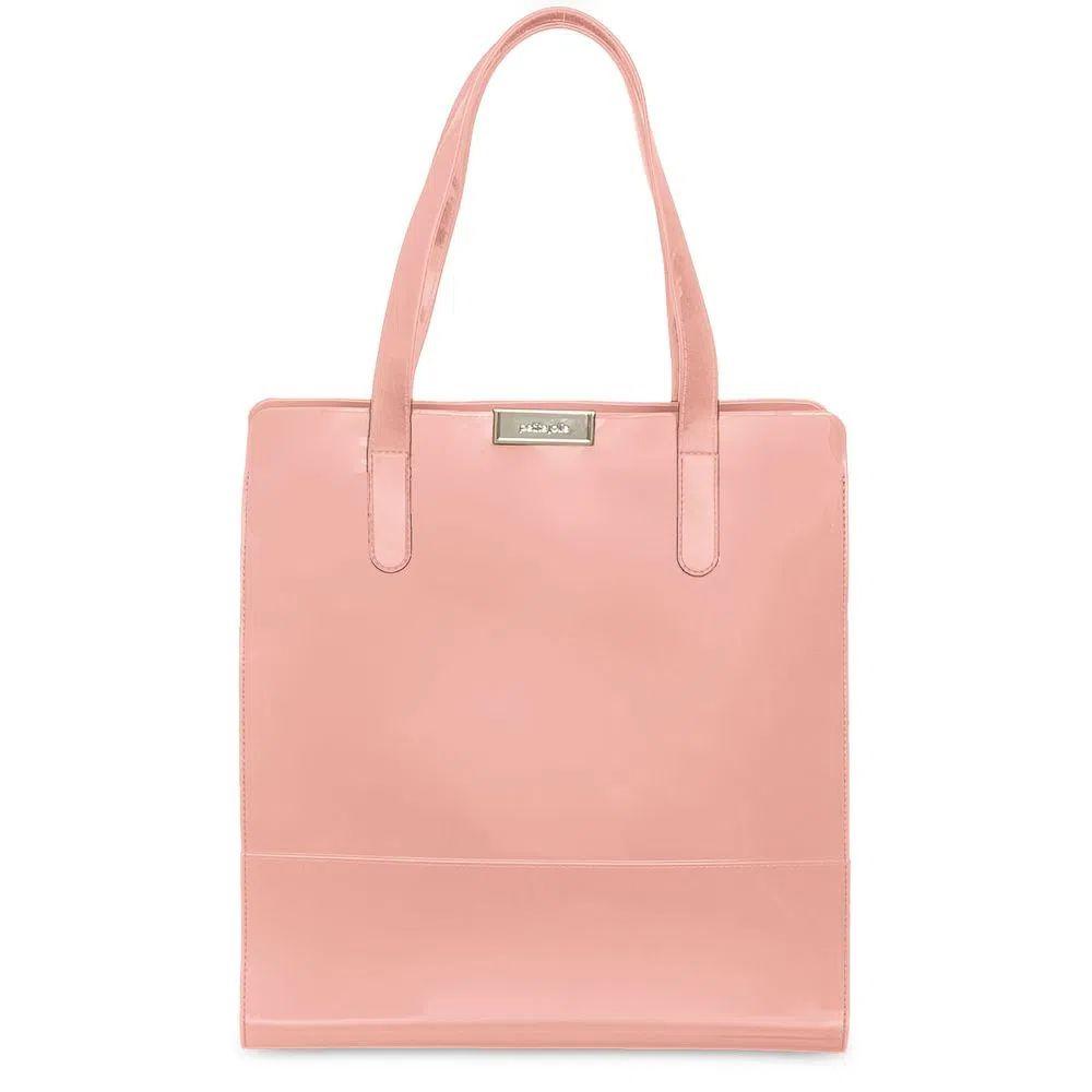 Bolsa Petite Jolie Dots Rosê/Nude PJ5136