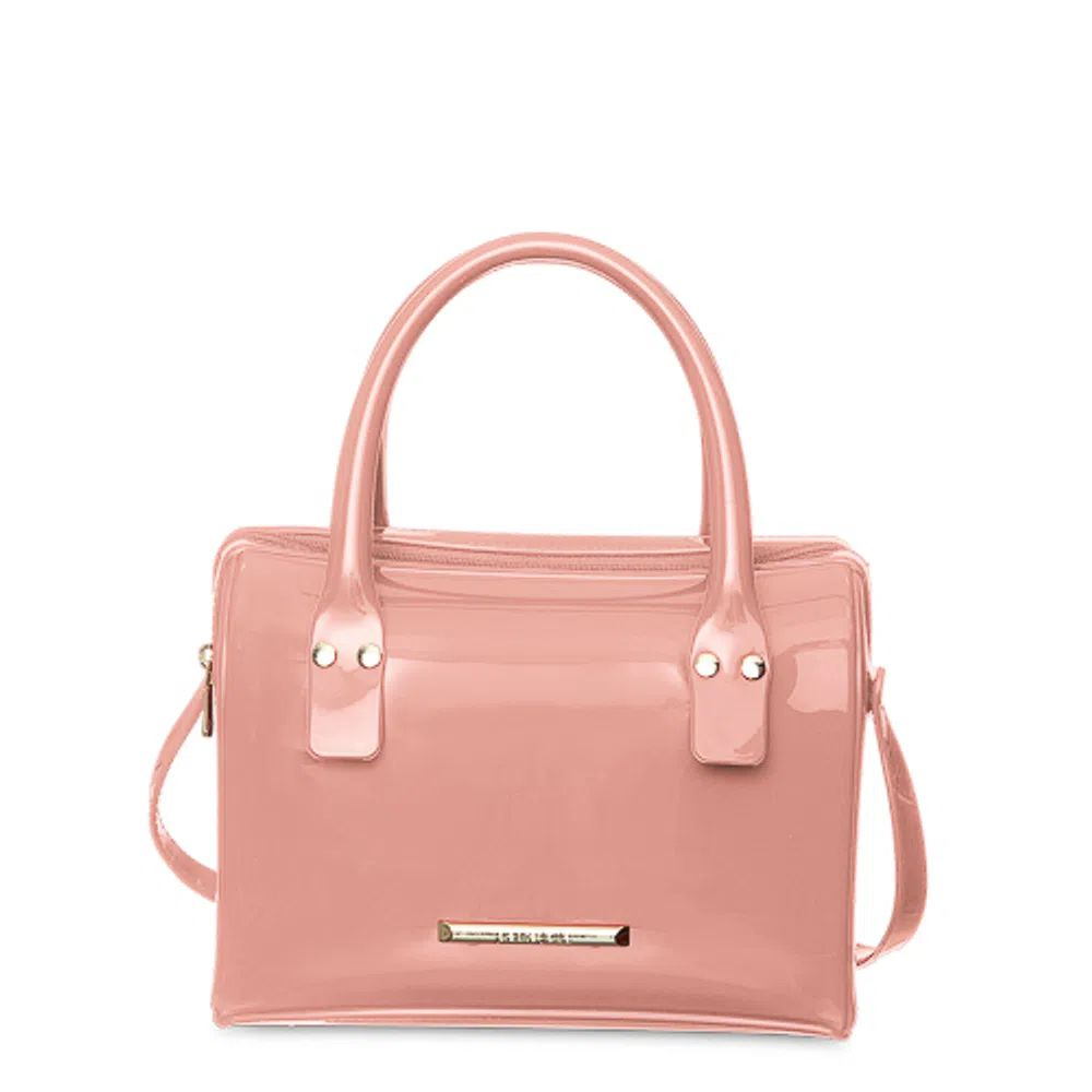 Bolsa Petite Jolie Lana PJ6012 Rosa Romã