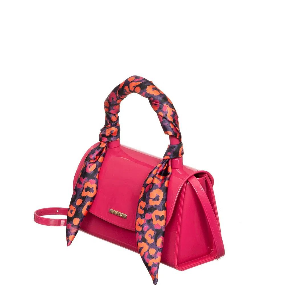 Bolsa Pequena Transversal Petite Jolie Alicia Pink PJ10135IN