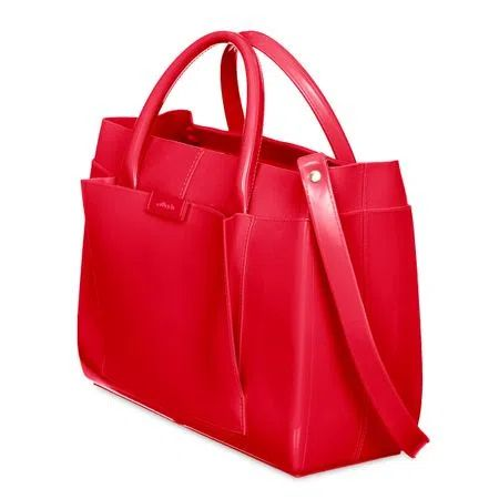 Bolsa Petite Jolie Worky Vermelho PJ10052