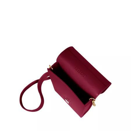 Bolsa Tiracolo Petite Jolie Phone Case Plus Pj2745 Bordo Lux Plum