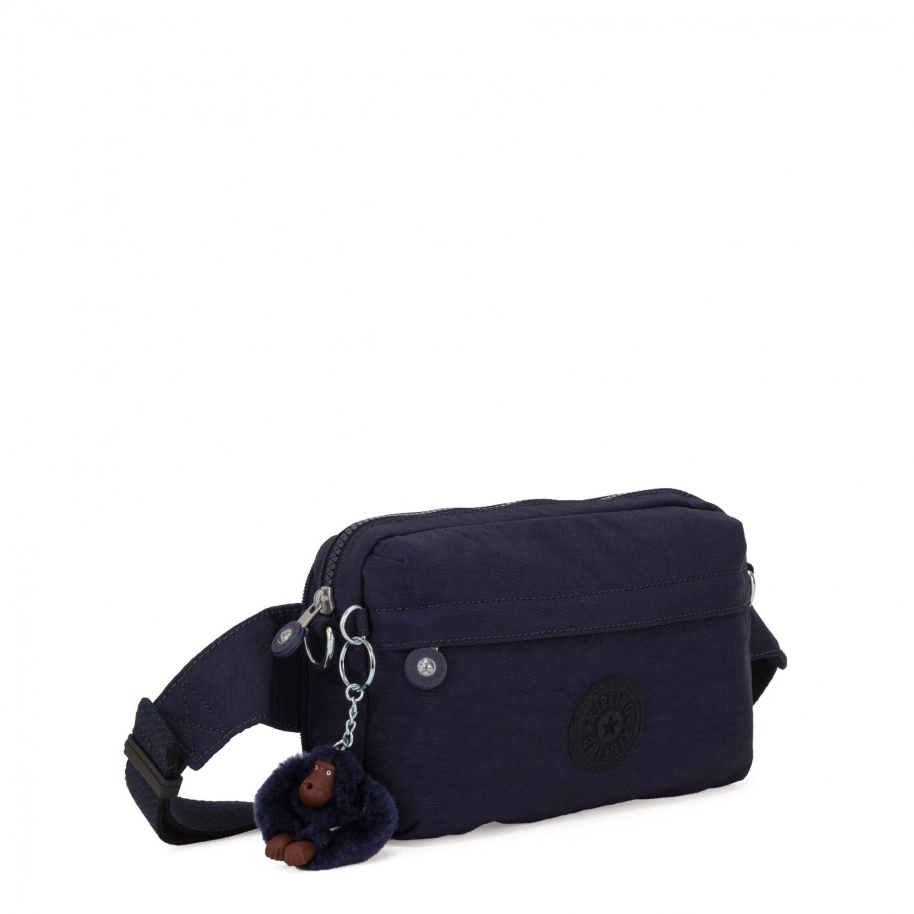 Bolsa Transversal Pochete Kipling Halima Active Blue