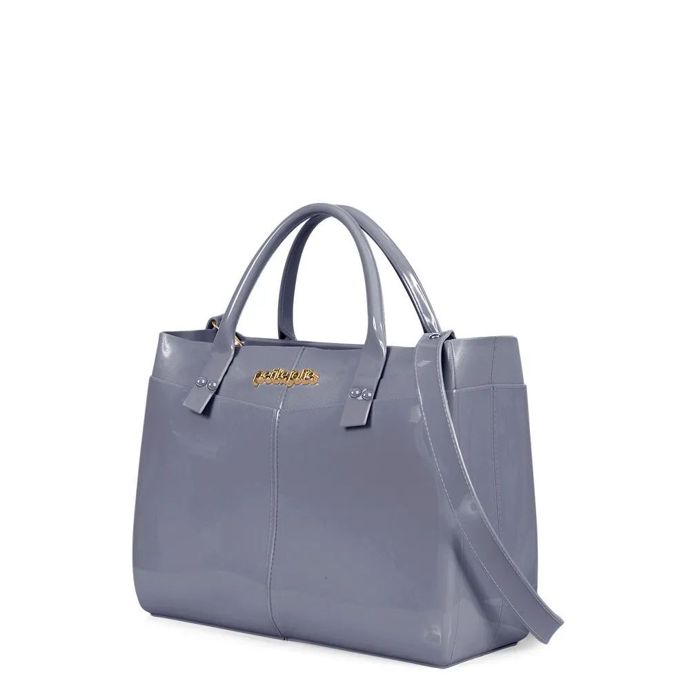 Bolsa Worky Petite Jolie PJ3457 Cor Azul