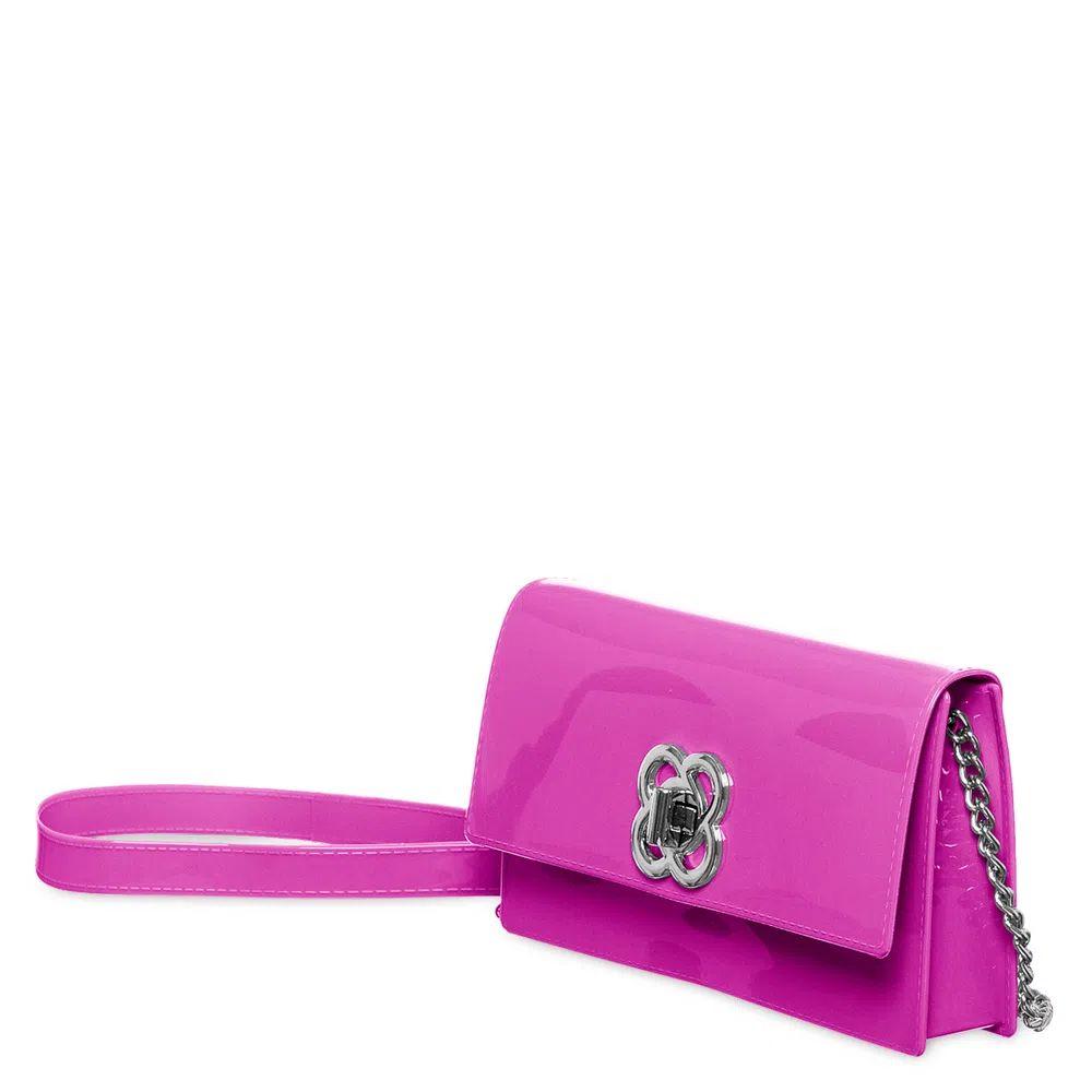 Carteira Grande Petite Jolie PJ4996 Pink Pitaya
