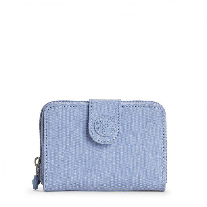 Carteira Kipling New Money Timid Blue C