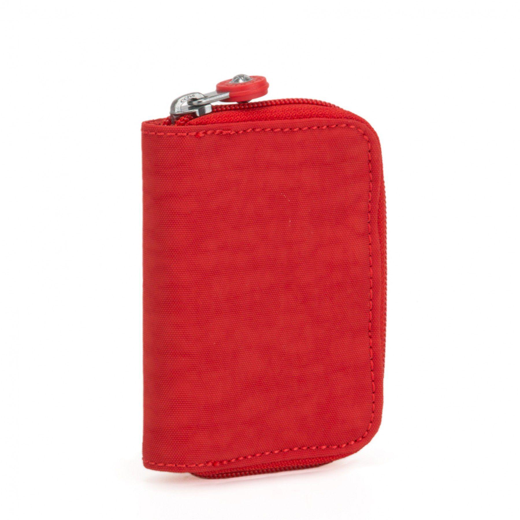 Carteira Pequena Kipling Tops Active Red