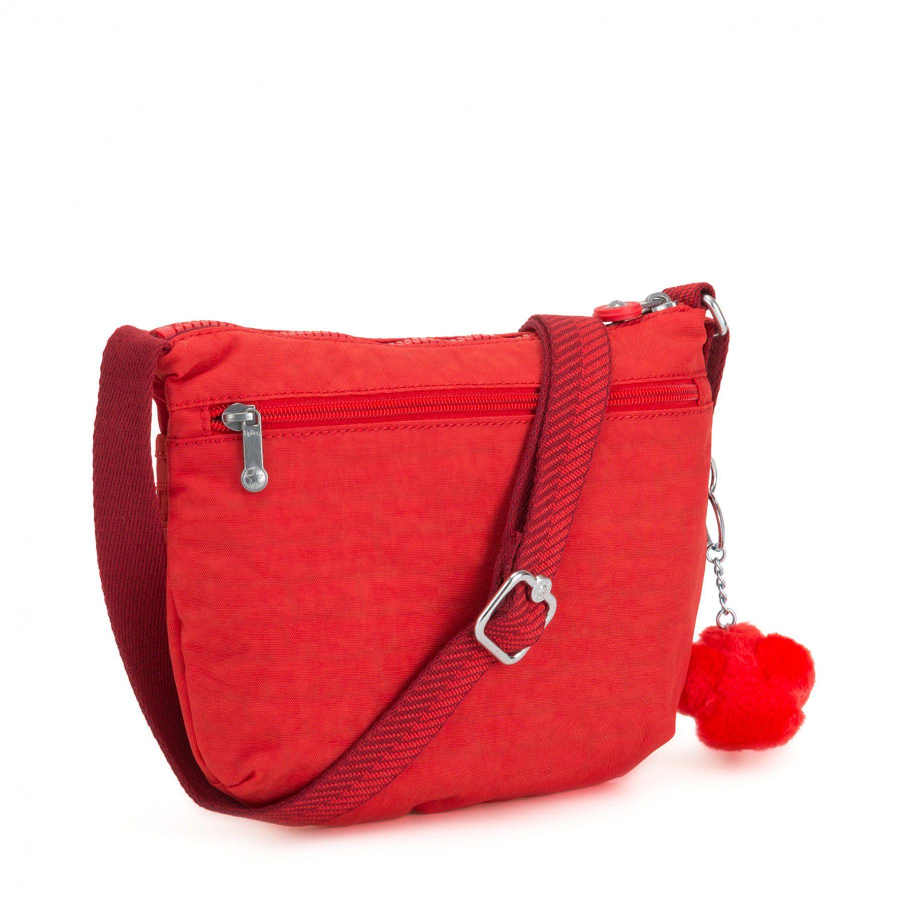 Bolsa Pequena Arto S Kipling Active Red