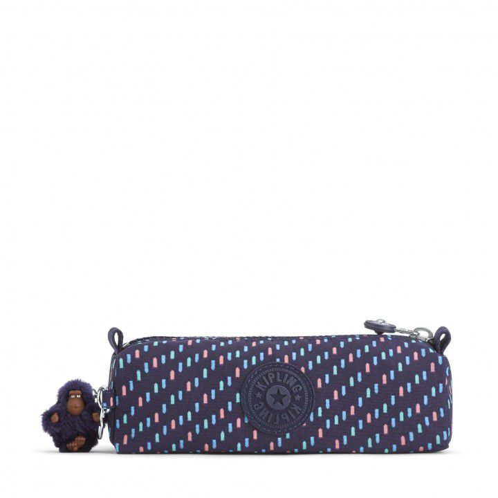 Estojo Freedom Kipling Blue Dash C