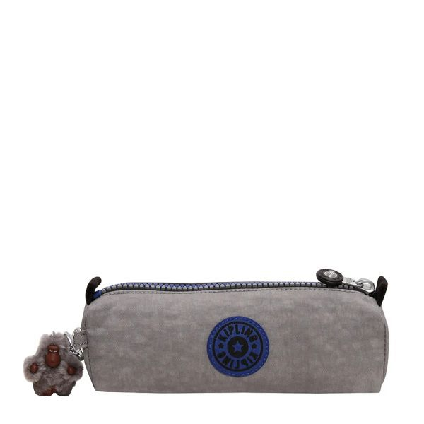 Estojo Freedom Kipling Kind Grey