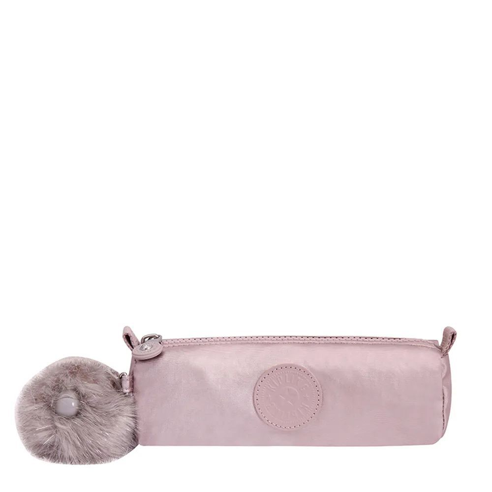Estojo Freedom Kipling Metallic Rose
